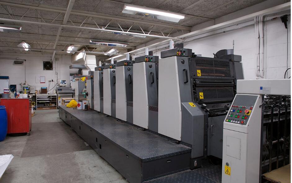 印刷机进口报关
